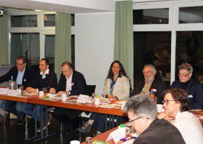 Alexander Quade, Patrik Mork, Frank Zehle, Caroline Schwarz, Rolf Samsel, Matthias Ahrendt