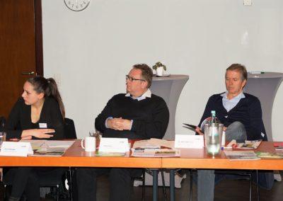 Anna Schraube, Stefan Renz, Dr. André Ellermann