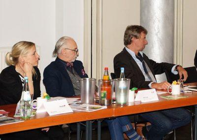 Aline Baader, René Lang, Christian Elvers