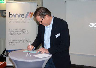 Präsident des Landesverbandes Hessen Alexander Quade
