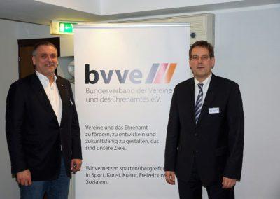 H. Schwarz und Prof. Dr. Erik Schweickert MdL Baden-Württemberg