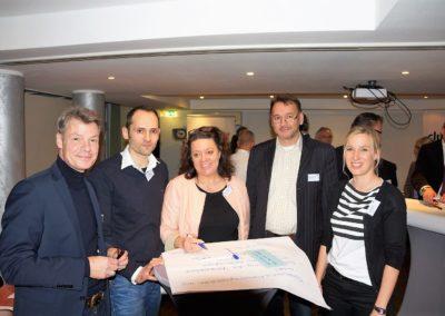 Matthias Ahrendt, Patrik Mork, Sandra Bugglé, Michael Munz, Aline Baader
