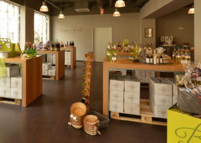 Der Weinladen im Weinhotel Kaisergarten Alzey