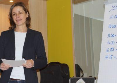 Sibylle Greiser | Beauftragte für  Seminare und Weiterbildung vom Landesverband Bayern des bvve.
