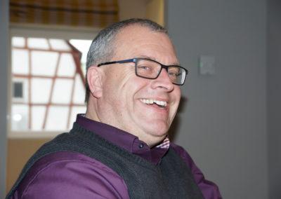 Fritz Cirener, Vizepräsident im Landesverband Baden-Württemberg des bvve