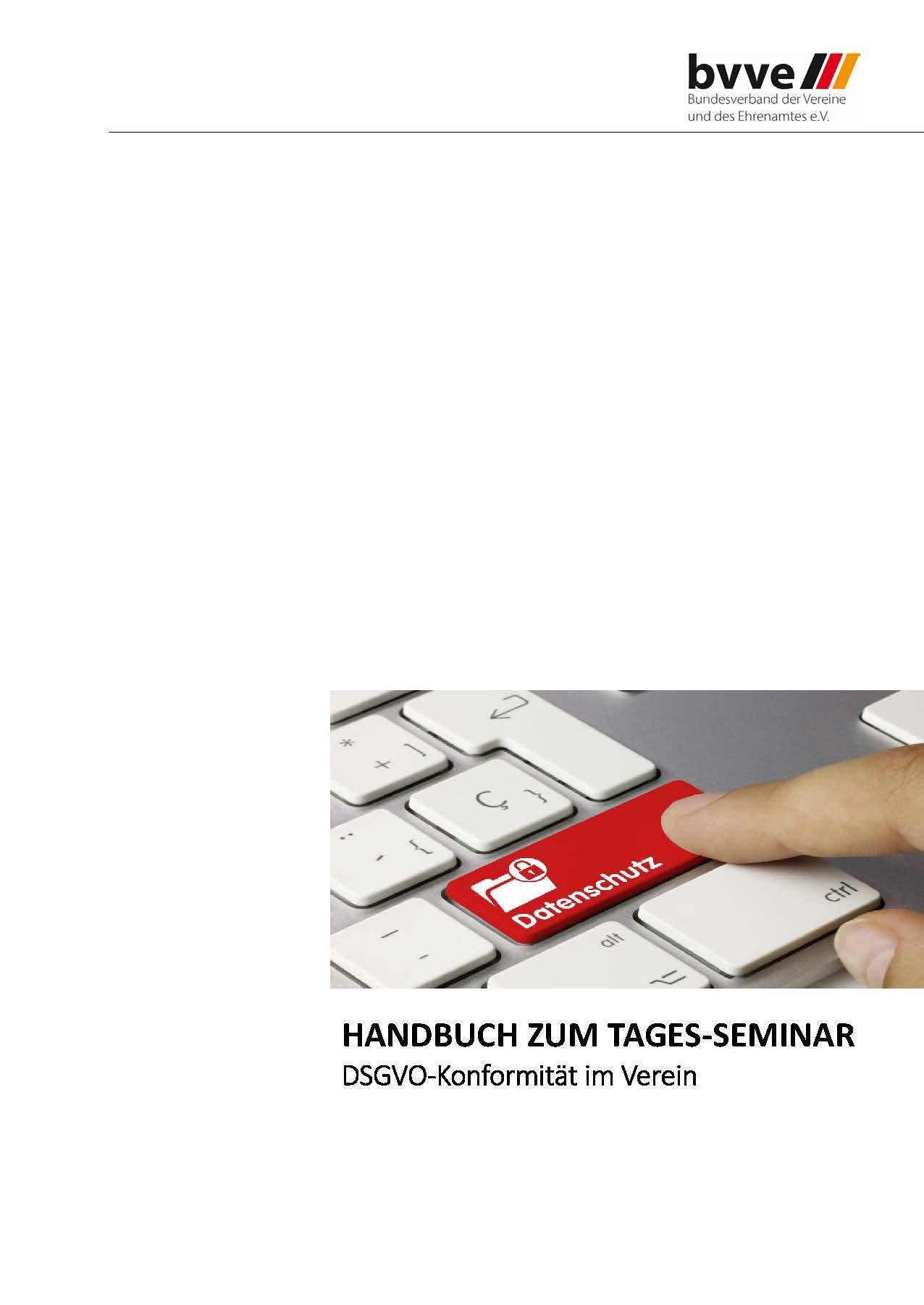 Handbuch zum Tagesseminar