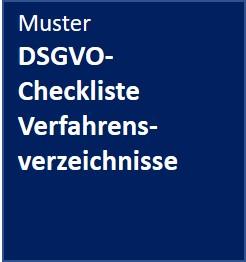 BVVE Checkliste Datengeheimnisverpflichtung