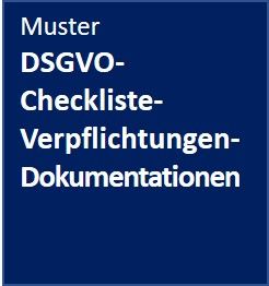 BVVE Checkliste Dokumentationen