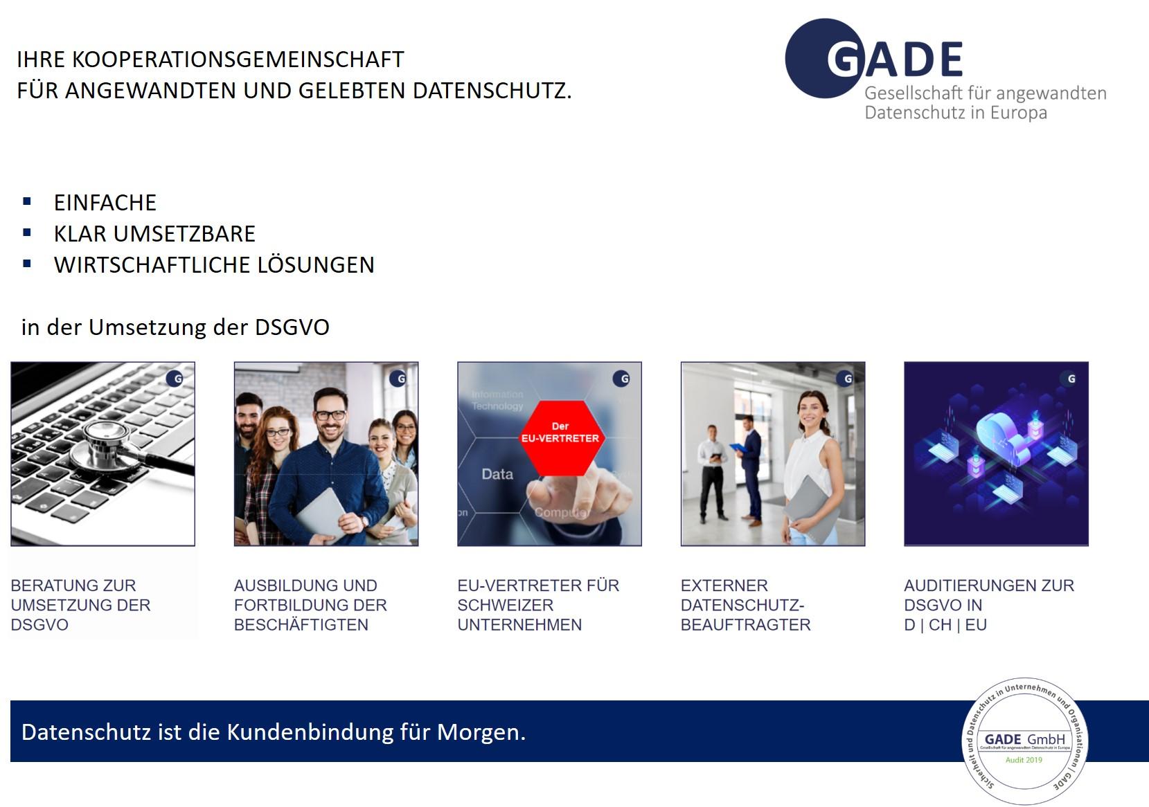 GADE GmbH