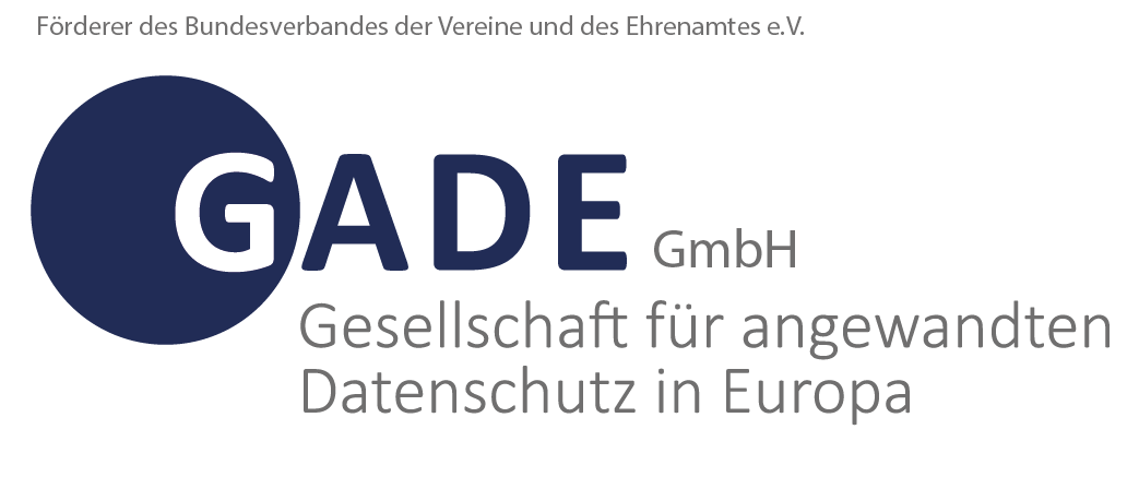 GADE Gesellschaft für angewandten Datenschutz in Europa