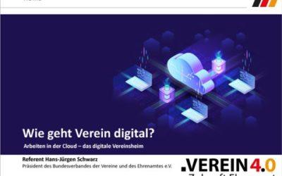 Wie geht Verein digital | VHS Konstanz