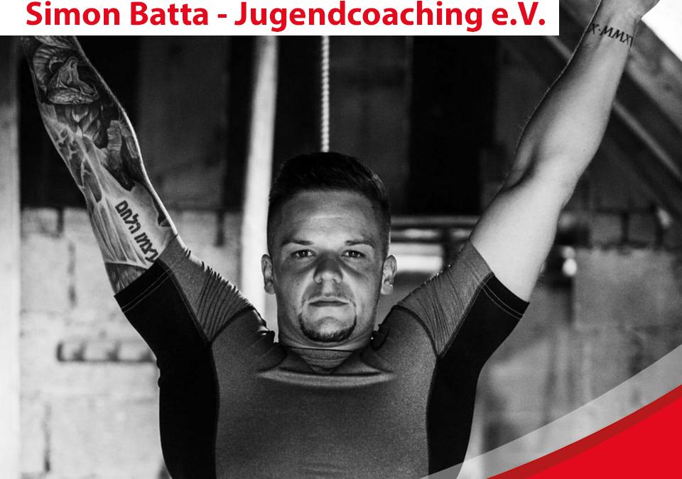 Simon Batta ist Mutmacher des Monats März